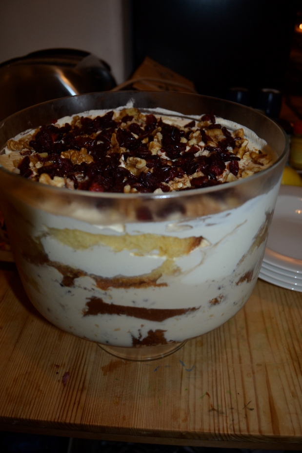 That trifle thing!